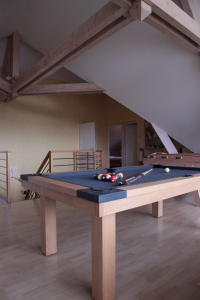 Salle billard - baby foot - Le Vingt 21 - Beaune